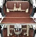 Esteiras tronco especial Para Toyota Land Cruiser 200 7 2016 assentos tapete de inicialização à prova d' água Para Toyota LC200 2015-2007