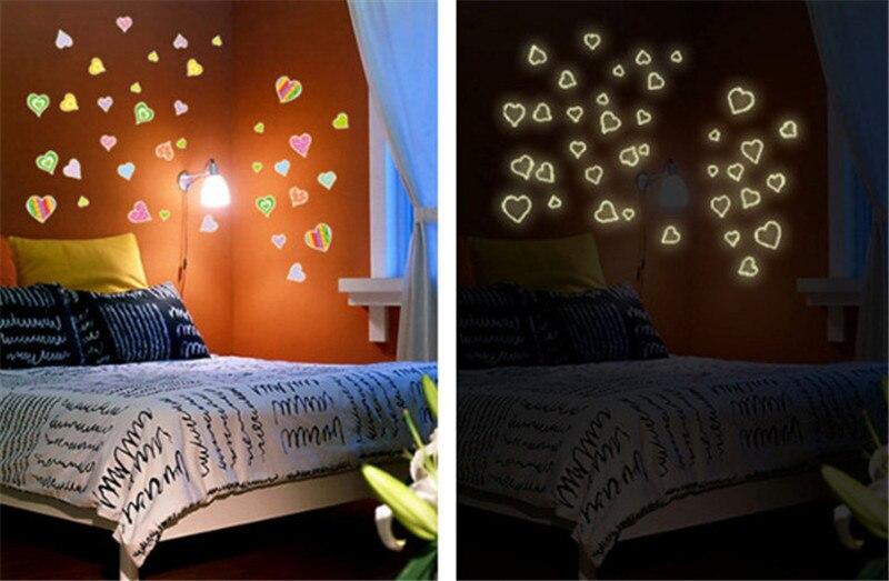 Kids Bedroom Night online get cheap kids bedroom stickers glow in the night