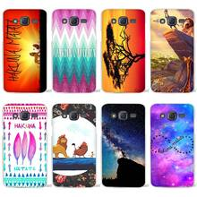 Hot sale hakuna matata lion king Clear Case Cover Coque Shell for Samsung Galaxy J1 J2 J3 J5 J7 2016 2017 Emerge