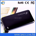 high quality pocket 4000mah slim credit card power bank