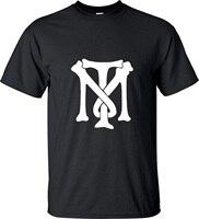 Chất Lượng cao Nổi Tiếng Movie Scarface T Áo Sơ Mi Nam Tony Montana T-Shirt Mùa Hè Short Sleeve O Cổ Men Tees Top