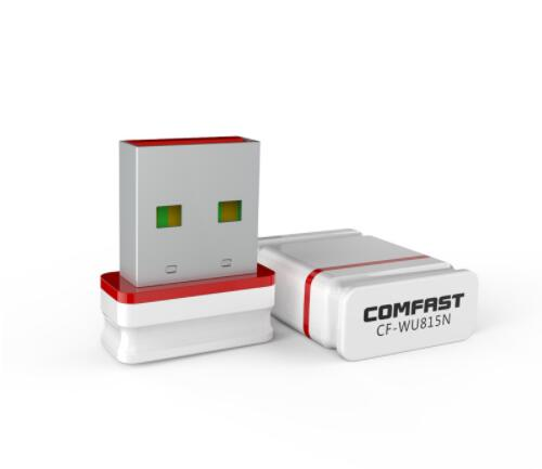Free Driver 802.11b/g/n Wireless WiFi Receive 2dBi Wifi Antenna 150Mbps Lan Wireless Network Card USB WiFi Receiver Adaptador
