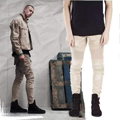 Popular Mens Rip Off Jeans-Buy Cheap Mens Rip Off Jeans lots from ...