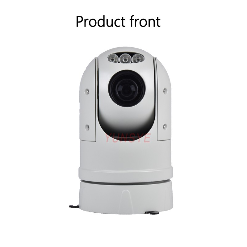 YUNSYE Police high speed PTZ camera 22X Full HD mini AHD PTZ Camera with 22x zoom 1080P AHD PTZ Camera Mini 4 inch ptz Camera in Surveillance Cameras from Security Protection