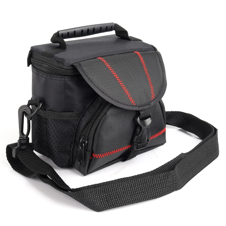 HUWANG Digital Camera Bag Case For Sony A6000 A5100 A5000 A6300 NEX7 NEX5N NEX-C3 NEX5 NEX-5R NEX-3N NEX6 HX90 HX80 HX60 HX50