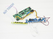 M.NT68676.2A VGA DVI HDMI LCD Controller Board HDMI for LQ185K1LGN3 18.5 inch 1366×768 LVDS LED 7080-Q10N-00R LCD driver board