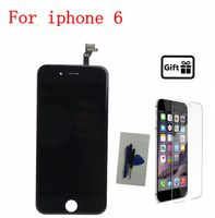Highbirdfly For Iphone 6 6 Plus Lcd Display Screen Touch Panel Glass Digitizer Assembly Replacement 6plus