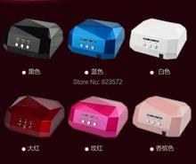 Free shipping LED-30 long life diamond CCFL/LED LAMP.36 watt led lamp nail art Automatic Induction Timer Setting