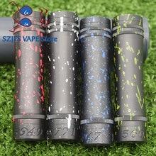2019 newest Nasty mod 20700 18650 battery 25mm diamater Mechanical Mod vaporizer Vape pen vs Kennedy Vindicator AvidLyfe
