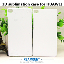 50 stks Nieuwe Aangekomen Sublimatie case voor HUAWEI MATE 7 MATE 8 MATE 9 case 3d lege achterkant