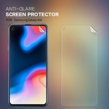 For Samsung Galaxy A8S Anti-glare Screen Protector Matte Anti-fingerprint Protective Film Soft PC Matte Film For Samsung A8S protective matte arm screen guard film for samsung galaxy note 3 n9000 transparent 2 pcs