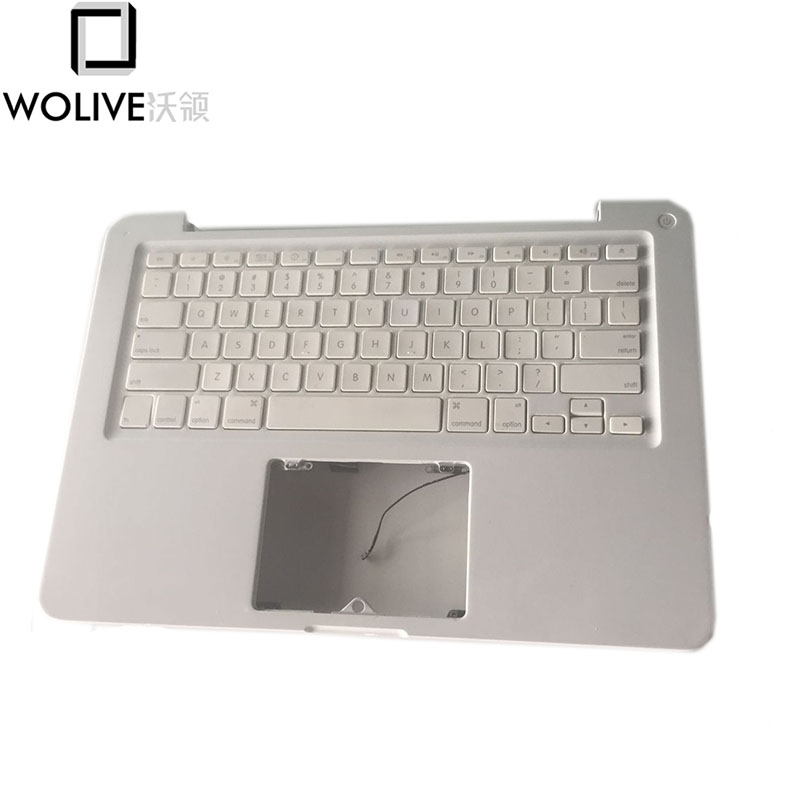 Wolive 100% Working Top Case With US Keyboard For Macbook 13