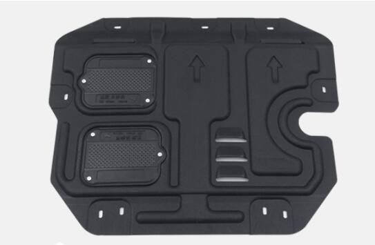for Honda Vezel engine underguard plate modification chassis armor 3D model steel engine baffle