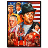 Rocky Balboa Boxing Art Silk Poster Print 13x18 24x32 inch Motivational Movie Sylvester Stallone Picture for Room Wall Decor 011