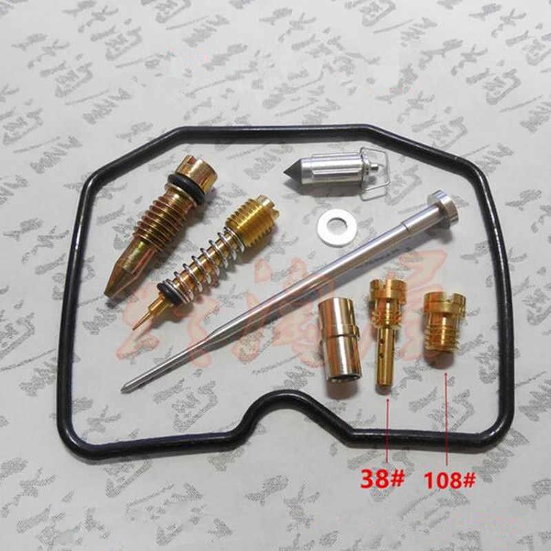 SNXSMO Motorcycle Parts Carburetor Repair Jet Motor Bicycle