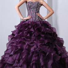BAISIYOUPIN Dresses Vestidos Ball Gown Quinceanera Dresses