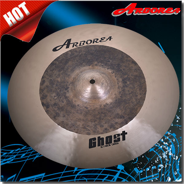 Arborea hot sale Ghost series 15crash arborea chinese 20 inch wind gong hot sale