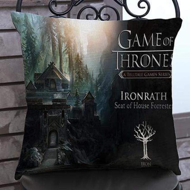 Game Of Thrones Throw Pillows
