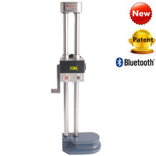 Sale 0-300mm Double Columns Digital Height Gage Electronic Caliper LCD Screen Stainless Steel Measuring Tool
