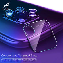 For Huawei mate 20 Pro X Back Camera Lens screen protector tempered glass For Honor 6x V9 10 play Note 10 8 V10 9 film case(China)