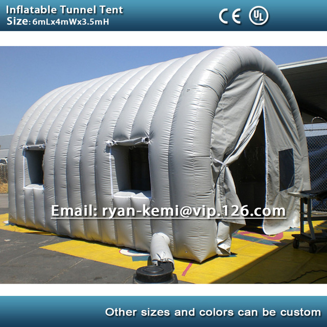 inflatable tunnel tent with windows doors inflatable sports tent inflatable car Garage tent inflatable tent with & inflatable tunnel tent with windows doors inflatable sports tent ...