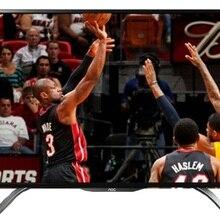 Комплект 43-дюймового со светодиодной подсветкой и плоским панель ТВЧ для приставки Android smart wifi ТВ
