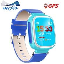 GPS Tracker SOS Chamada Relógio Inteligente para as crianças Q80 Anti Perdido lembrete de fitness dispositivos wearable presente do bebê telefone android PK q60 q90 q50(China (Mainland))