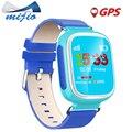 GPS Трекер Smart Watch for kids Q80 Sos-вызов Борьбе Потерянный напоминание фитнес носимых устройств детские подарок android телефон PK q90 q50