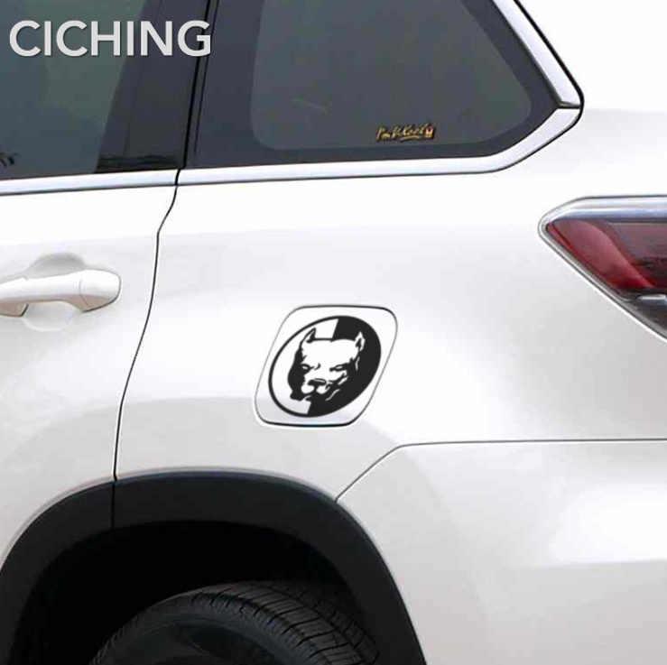 Водонепроницаемый Питбуль Собака бульдог автомобиль Стикеры для Renault VW GTI Mazda сиденья Skoda Opel Fiat Volvo Suzuki BMW