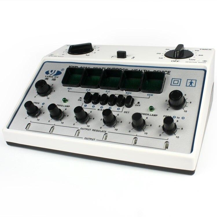 Kwd808i modell akupunktur stimulator maschine Verwenden für Körper massage health care-in Instrumententeile & Zubehör aus Werkzeug bei AliExpress - 11.11_Doppel-11Tag der Singles 1