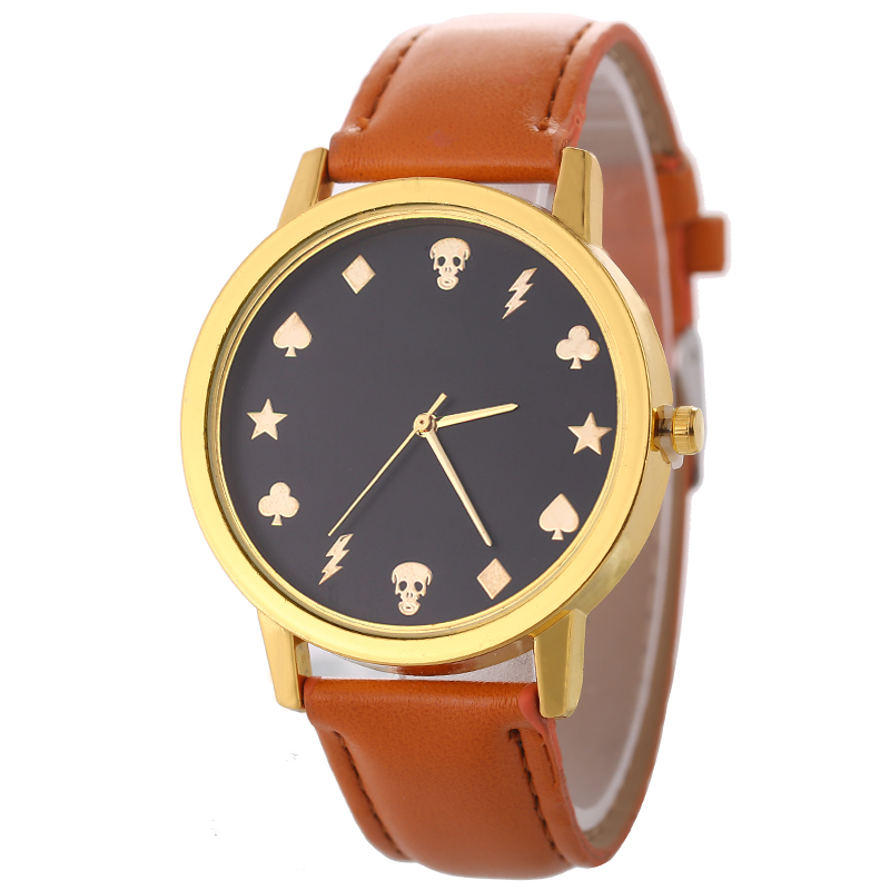2020 Top Brand Personality Unisex Watches Men Women Leather Band Quartz WristWatch Man Watch Lover's Hour Relogio Masculino Saat