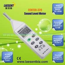 Buy online Digital Sound Level Meter CENTER-320(30-130dB) 1pc with Wholesale & Retailers
