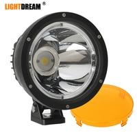 50W led work light / Light Bar Car Roof / Bumper 4x4 Off Road Driving lights For SUV ATV Truck Tractor utv x1pc