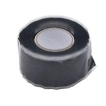 Новая Водонепроницаемая Гипербарическая силиконовая производительная ремонтная лента для склеивания спасательной проволоки теплостойкость MK