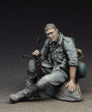 1:35 World War II German 313