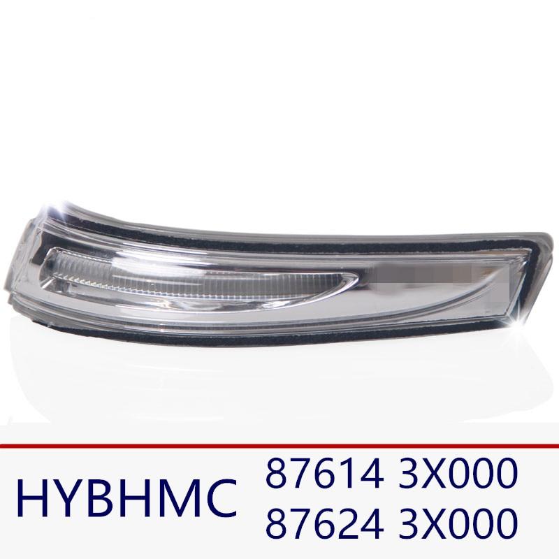 876143x000 11~16 OEM LED Turn Signal Side Lamp LH Fits Hyundai Elantra GT i30