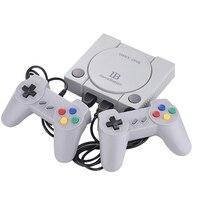 JABS мини 16 бит и 8 бит ТВ игровая консоль встроенный 648 игр Av с двойным геймпадом управления ретро семья классический ручной игры P