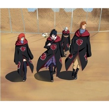 Naruto Akatsuki Uchiha Itachi Cosplay Costume Cloak Hoodie Party Anime Cos Clothing Gift For Adult Kids Clothes Wholesale