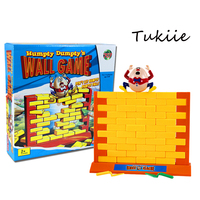 Creative Wall Destroy Game Humpty Dumpty Wall Game Cube Intelligent Interactive Play Game With Families For