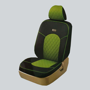 Image 5 - car seat cover leather custom 7 seater  waterproof same structure with original seat protective car interior accessories covers