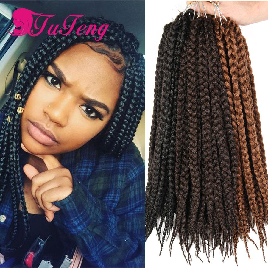 Hairstyles For Crochet Braids | Fade Haircut