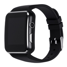 Betreasure X6 Curved Screen Smart Watch Bluetooth Camera Support SIM TF Card SmartWatch For Android iOS