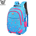 BAIJIAWEI School Bags for Boys Girls Children Backpacks Primary Students Schoolbag for teenagers Character Print sacs enfants