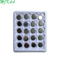 20x Rechargeable Lithium-ion Batteries 3.6V LIR2032 Button Coin Cell Battery New  Repeatedly Used 500 Times Replace east kawasaki toky encoder new version hy38a6 p 500 replace of hy38a6 p4ar 500