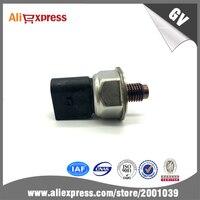 2pcs Lot Fuel Rail High Pressure Sensor 55PP22 01 For Mercedes W212 S212 E Klasse Mercedes