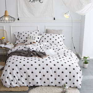 white and black bed sheets. Plain White White Girls Bedding Set 4Pcs Duvet Cover Bed Linen Sheet Intended And Black Sheets O