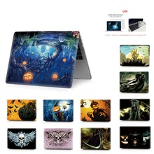 Halloween color printing notebook case for Macbook Air 11 13 Pro Retina 12 15 inch Colors Touch Bar New
