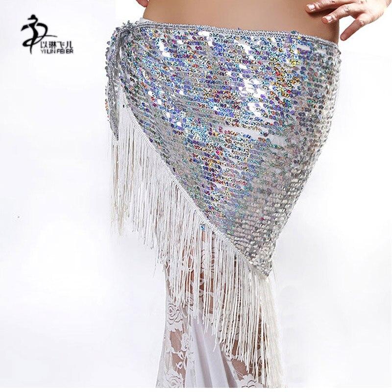 275d725c74 9 kolory Brzuch kostium taneczny na Sprzedaż Belly Dance chusta na biodra  spódnice dla taniec brzucha kostium orientalne spódnica do tańca
