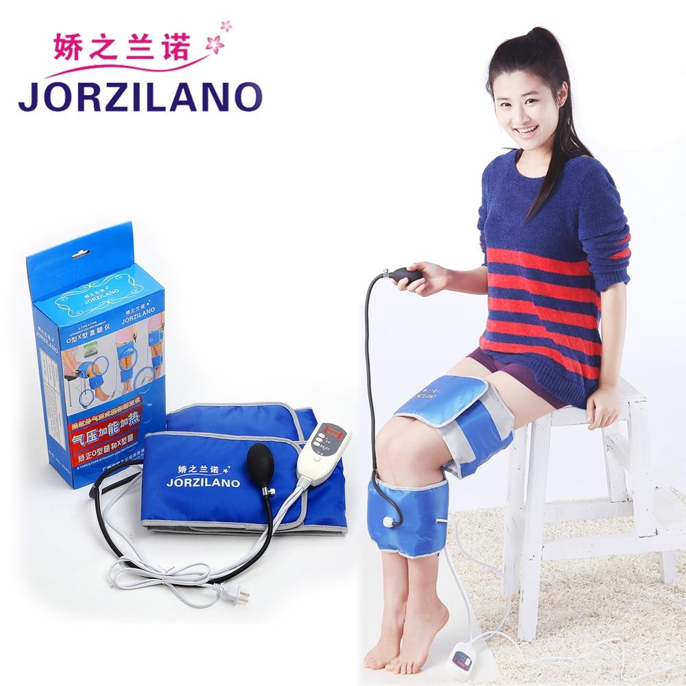JORZILANO Far Infared Inflatable Legs Straight Corrector Belts O X Bow Legs Instrument Bandage Correction Brace Device