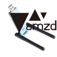 giantree 2.4GHz WiFi Signal Amplifier Repeater Signal Amplifier Laptop Desktop Tablet Notebook Mac WD-R603